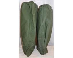 Водозащитни ръкавели ПВЦ зелени