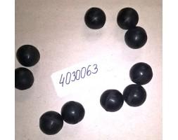 Сфера каучукова R 12.75